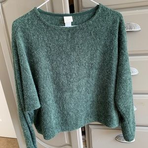 H&M cropped sweater.